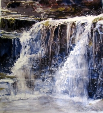 Waterfall, the Ledges