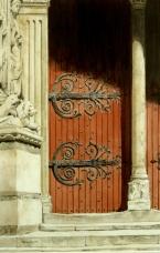 Cathedral Door, Arles