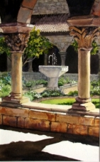 Cuxa Cloister, New York