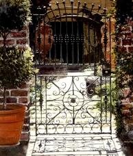Gate, Gordon Street