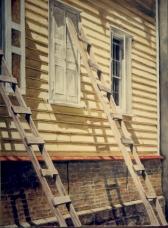 Jacob's Yellow House