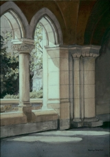 Light and Shadow, The Cloister