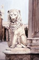 Lion Santa Croce